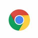 icon Chrome white bg