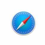 icon Safari white bg
