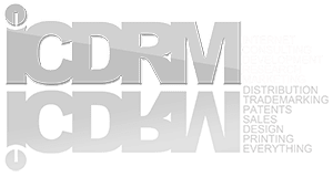 ICDRM logo-white 300w